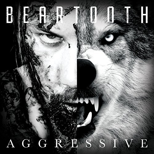Beartooth - Aggressive: Deluxe Edition (Cd+Dvd Pal Reg2) [Deluxe]