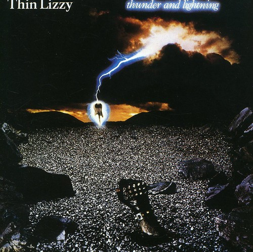 Thin Lizzy - Thunder & Lightning [Import]