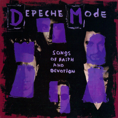 Depeche Mode-Songs of Faith and Devotion