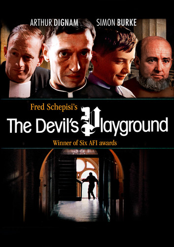 Simon Burke - The Devil's Playground