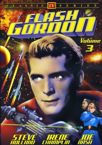 Flash Gordon: Volume 3