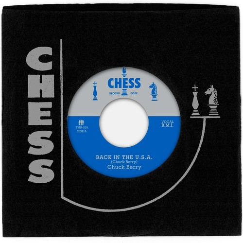 Chuck Berry - Back In The U.S.A. / Memphis Tennessee [Indie Exclusive]