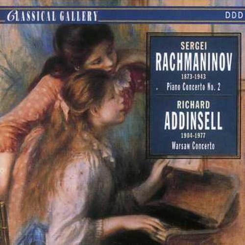 Rachmaninov: Pno Cto No 2 /  Addinsell: Warsaw Cto