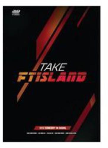 2012 Ftisland Concert [Import]