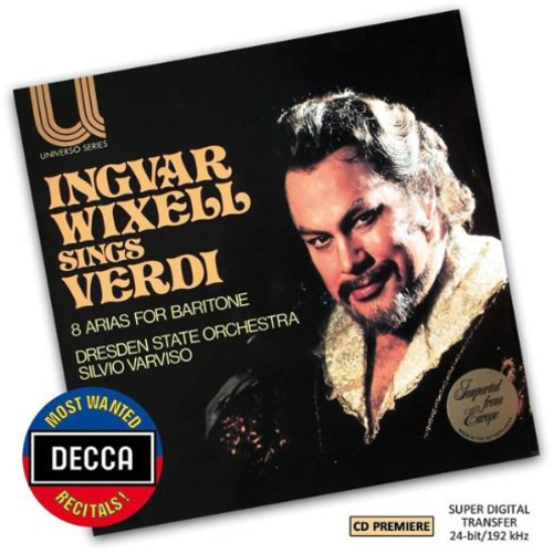 Most Wanted Recitals: Ingvar Wixell Sings Verdi