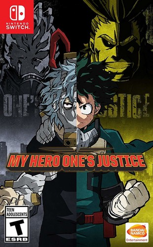 - My Hero One's Justice