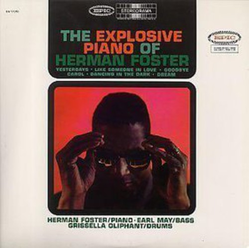 The Expolsive Piano Of Herman Foster