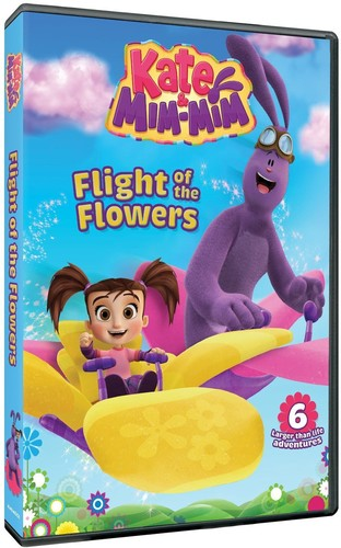 Kate and Mim-Mim: Flight of the Flowers