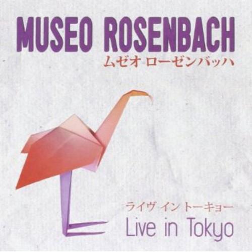 Museo Rosenbach - Live in Tokyo