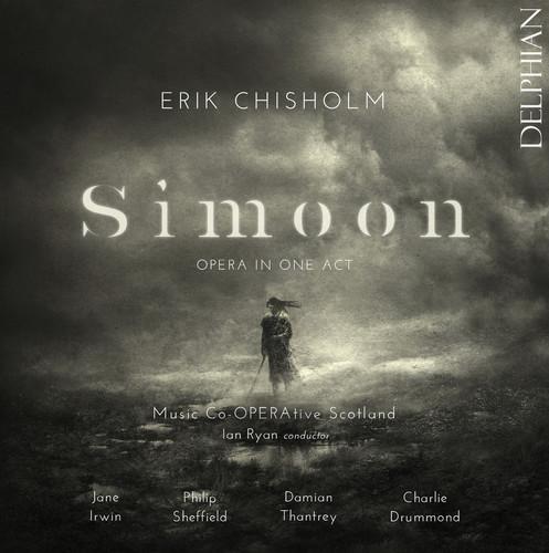Chisholm / Irwin / Drummond / Ryan - Erik Chisholm: Simoon