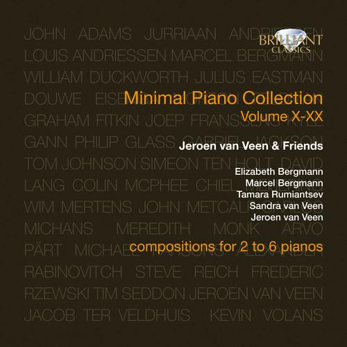 V X-XX: Minimal Piano Collection