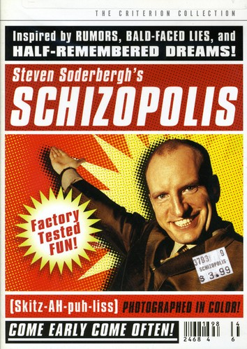 Schizopolis (Criterion Collection)