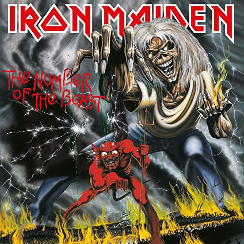 Iron Maiden - Number Of The Beast [Import Vinyl]