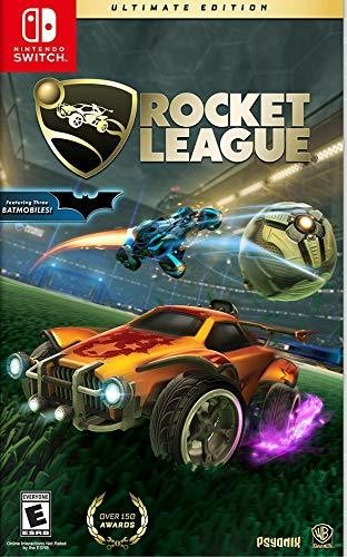 - Rocket League: Ultimate Edition for Nintendo Switch