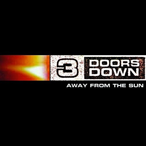 3 Doors Down - Away From The Sun [LP]