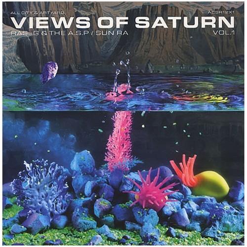 Views Of Saturn 1