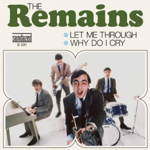 Let Me Through (Live)/ Wht Do I Cry