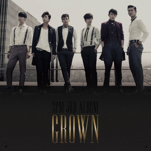 Grown (A Version) [Import]