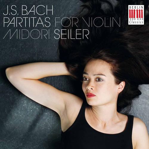 Partitas BWV 1002 1004 1006