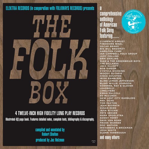 Folk Box - The Folk Box 50th Anniversary