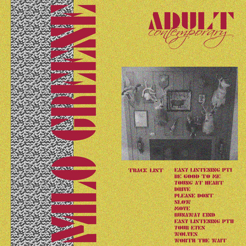 Milo Greene - Adult Contemporary [LP]