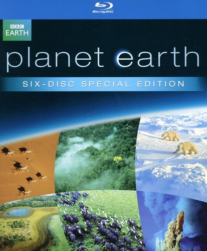 Planet Earth (Six-Disc Special Edition)