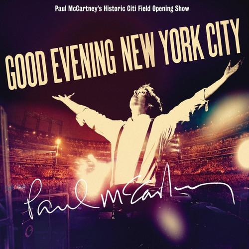 Good Evening New York City [2CD/1DVD Combo] [Digipak] [O-Card]