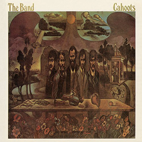 The Band - Cahoots (Jpn) (Jmlp) (Shm)