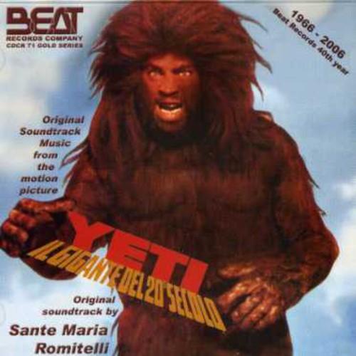 Yeti Il Gigante Del 20 Secondo (Original Soundtrack) [Import]