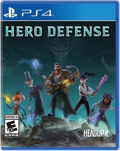 - Hero Defense for PlayStation 4