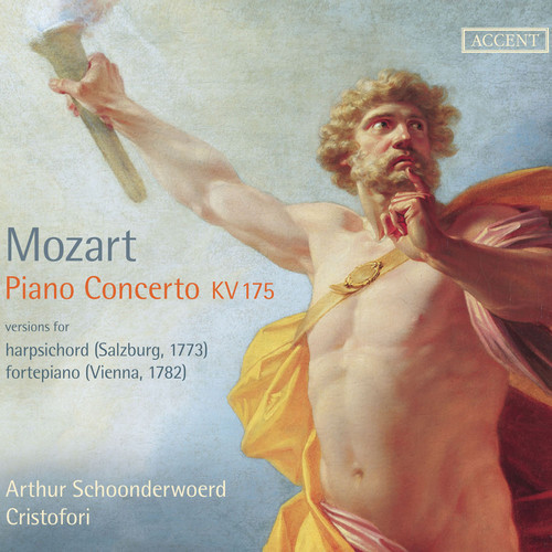 Piano Concerto K175 /  Ah Lo Previdi K272