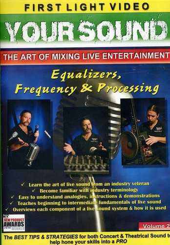 Equalizers, Frequency and Processing