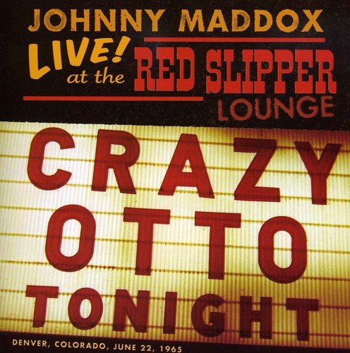 Live! at the Red Slipper Lounge