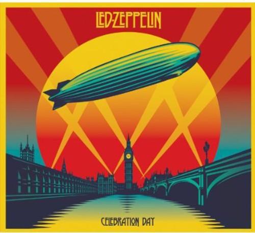 Led Zeppelin - Celebration Day [2 CD, 1 Blu-Ray, CD Sized Digipak]