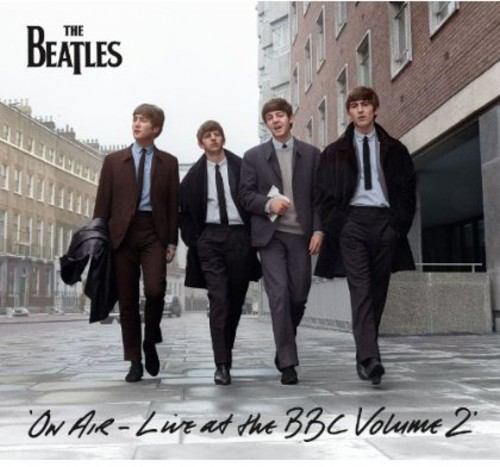 The Beatles - On Air - Live At The BBC Volume 2 [Vinyl]