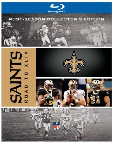 NFL Road to Super Bowl XLIV: New Orleans Saints