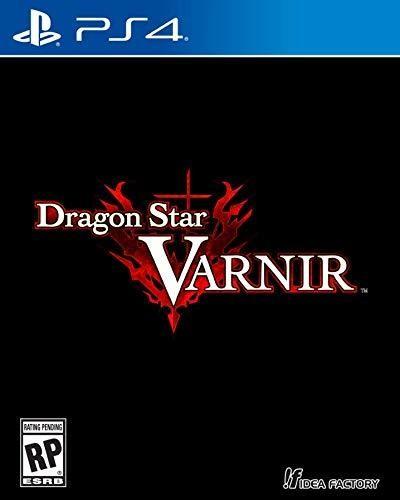 - Dragon Star Varnir for PlayStation 4