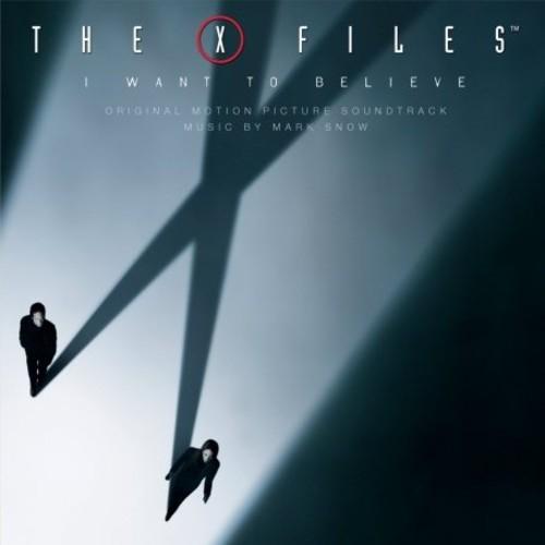 Mark Snow - The X-Files: I Want to Believe (Score) (Original Soundtrack)