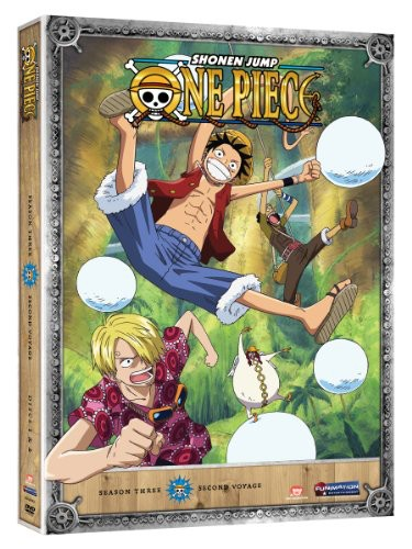 One Piece: Season 3 Second Voyage