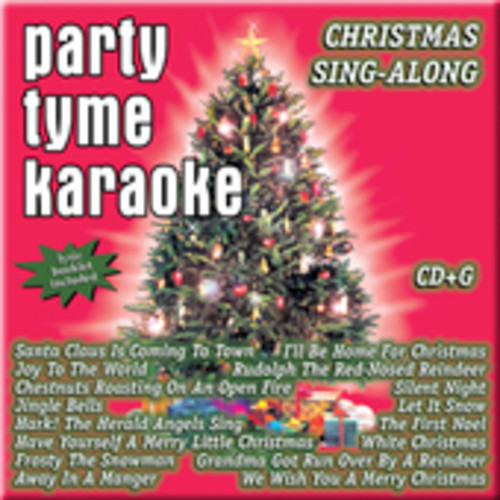Party Tyme Karaoke-Party Tyme Karaoke: Christmas Sing-A-Long
