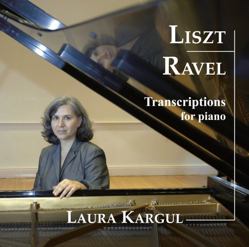 Liszt/ Ravel: Transcriptions for Piano
