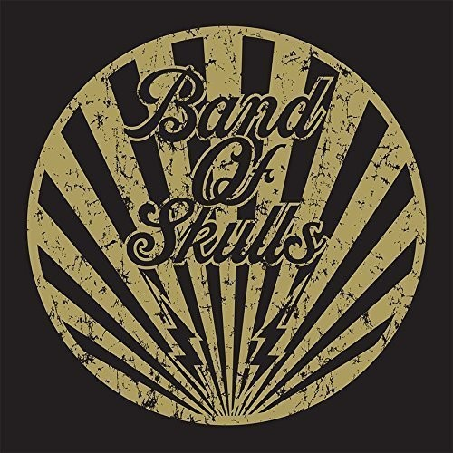 Band Of Skulls - By Default [Import]
