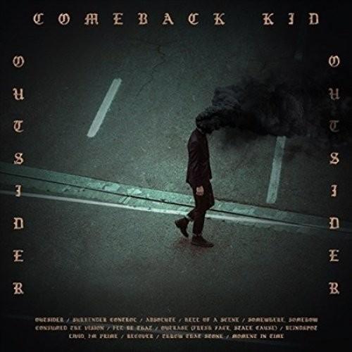 Comeback Kid - Outsider [Import LP]