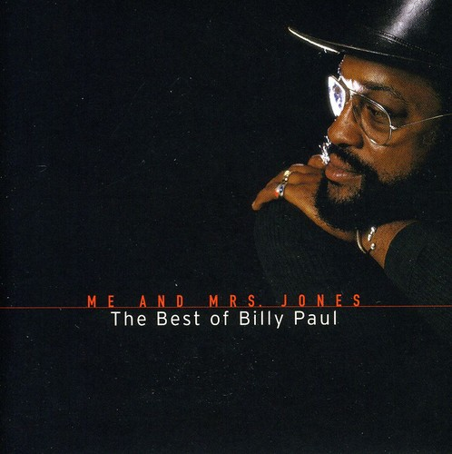 Me and Mrs Jones: The Best Of Billy Paul