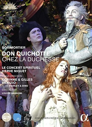 Boismortier: Don Quixote at the Duchess