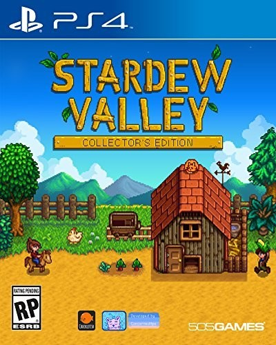 - Stardew Valley - Collectors Edition for PlayStation 4