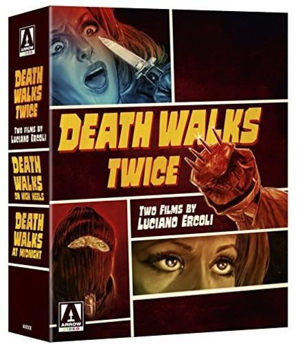 Death Walks Twice: Two Films By Luciano Ercoli