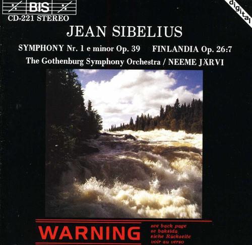 Symphony 1 in E minor Op 39