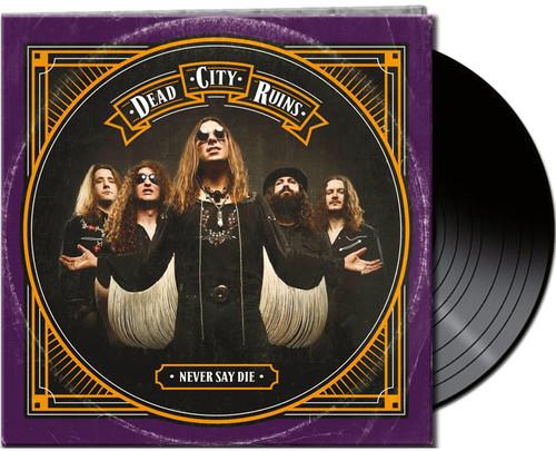 Never Say Die (Black Vinyl)