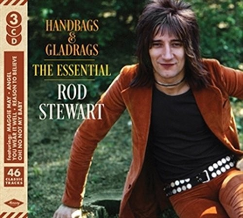 Rod Stewart - Handbags & Gladrags: The Essential Rod Stewart [Import]